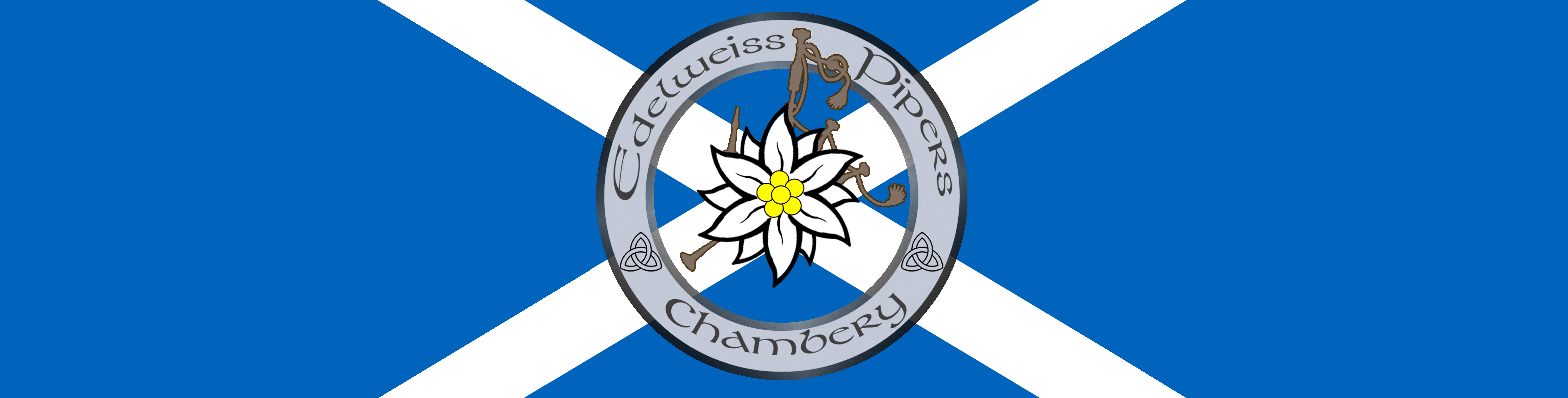 drapeau - Edelweiss Pipers